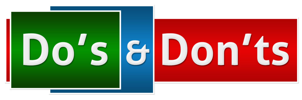 Dos Donts when purchasing a home with top Dallas Mortgage Lender