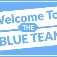Blue Team With Mortgage Mark
