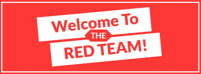 Welcome To The Red Team