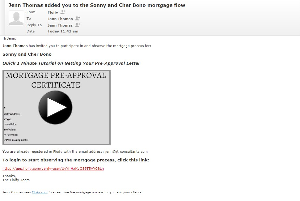 Floify Pre-Approval Letters for Real Estate Agents and Partners ...