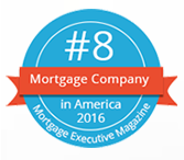 Top Mortgage Company Lender in Nation